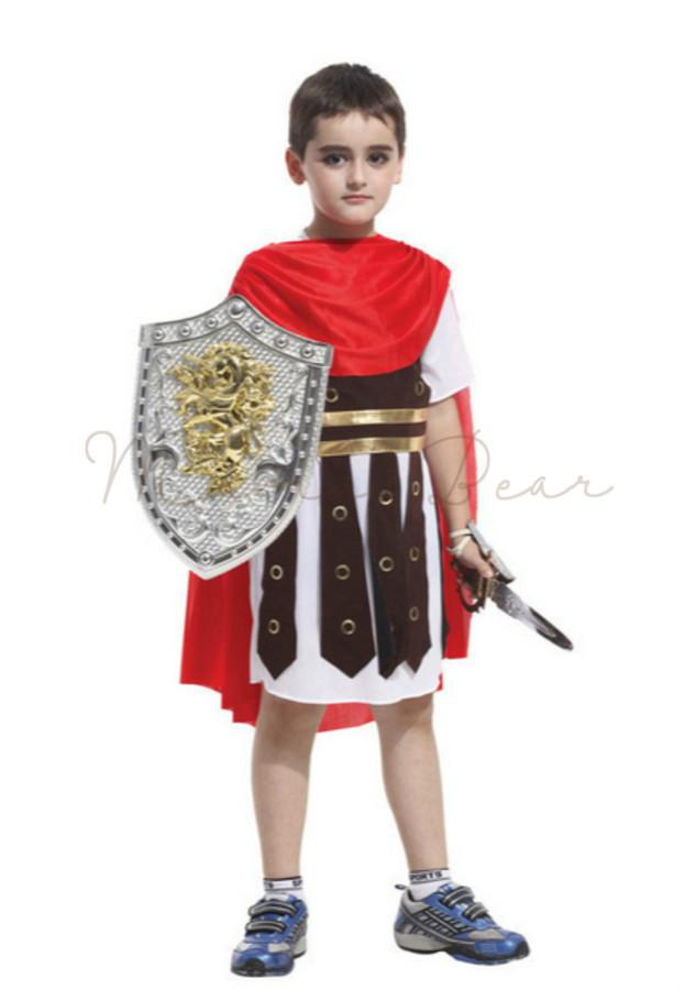 Hercules Kid Costume