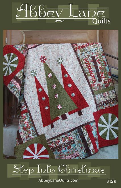 Step Into Christmas #123