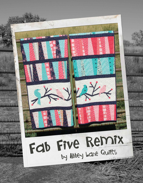 Fab Five Remix #B107