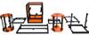 V-Slot® Mini V Linear Actuator Bundle