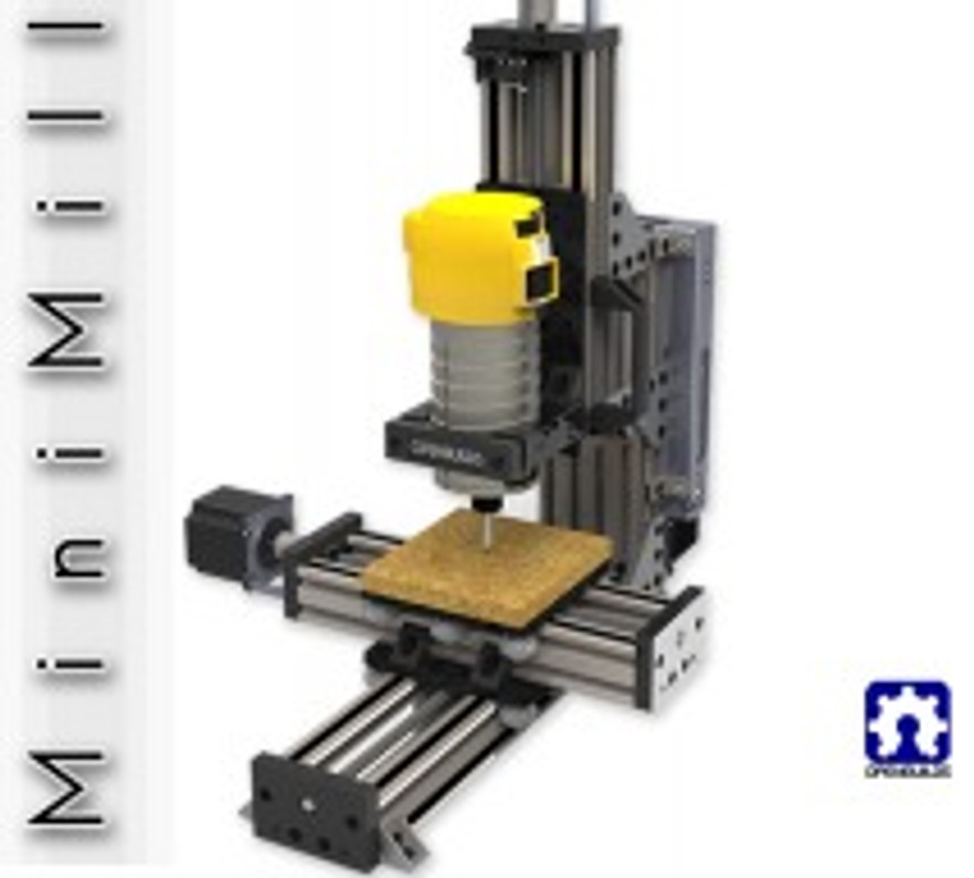 Rugged C-Beam Machines Now Include Mini Mill