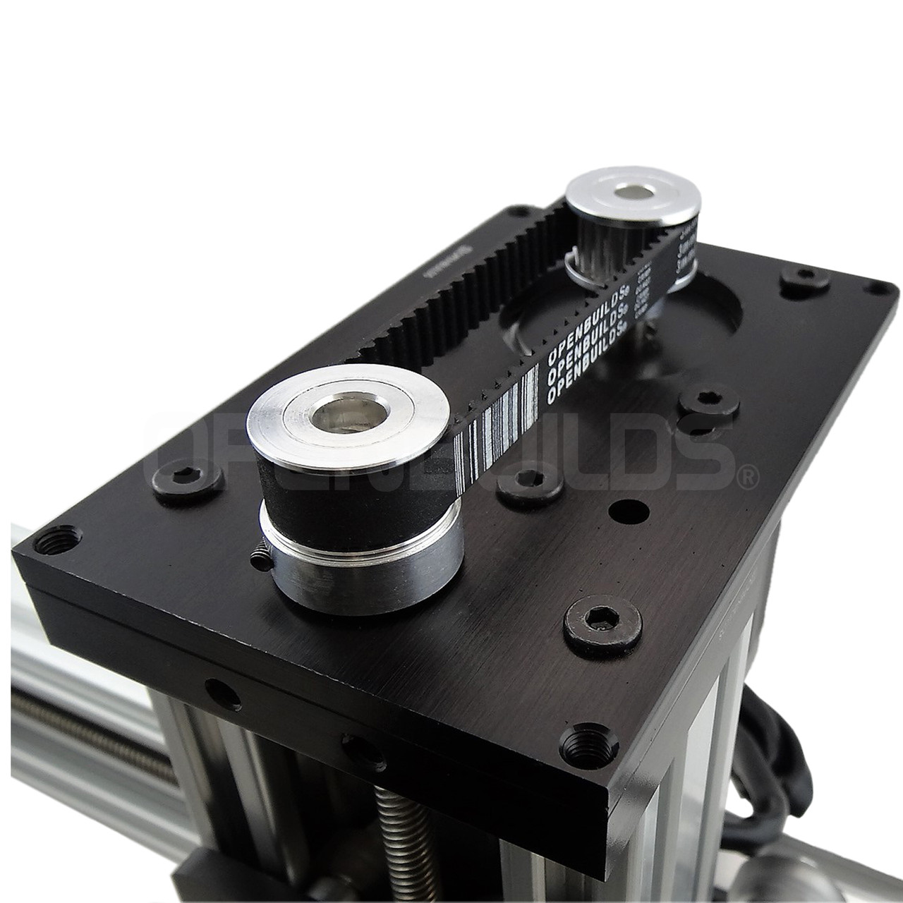 Reduction stand off plate set openbuilds part store for Low profile stepper motor