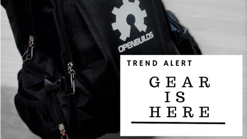 Gear is Here
