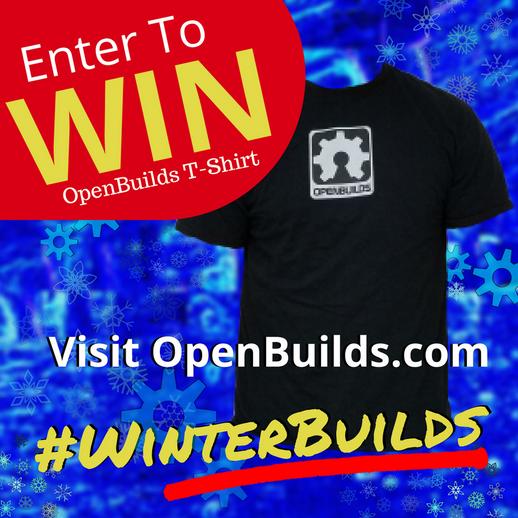 #WinterBuilds Photo Contest - 3 prizes!