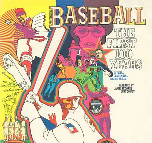 Professional Baseball - The First 100 Years