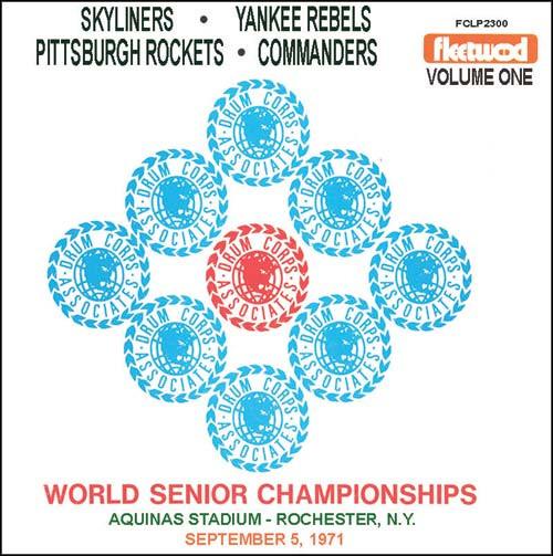1971 DCA Championships - Vol 1