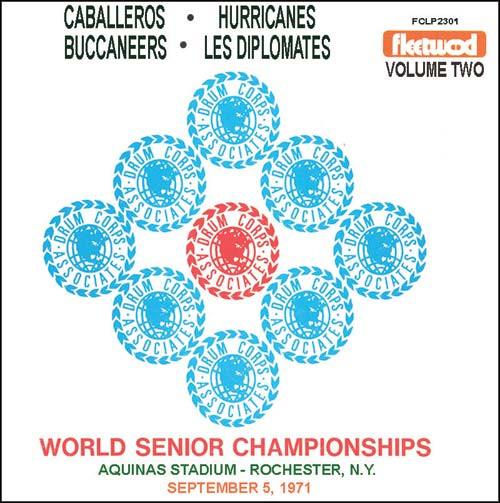 1971 DCA Championships - Vol. 2