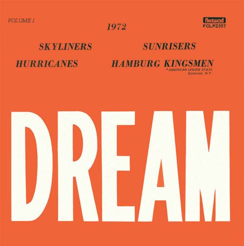 1972 National Dream - Vol. 1
