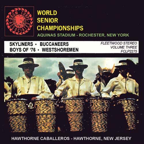 1970 DCA Championships - Vol. 3