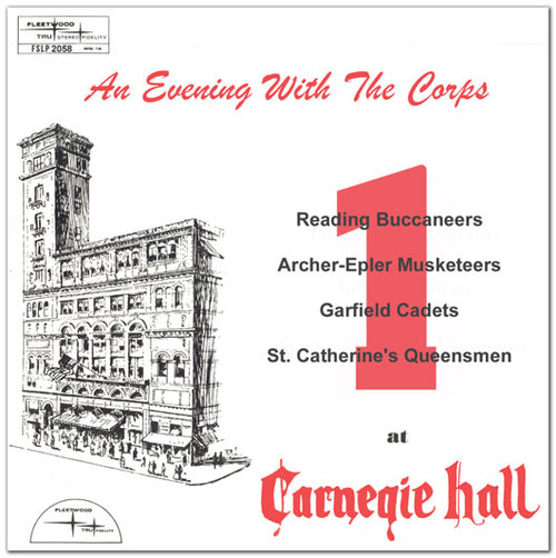 1962 - An Evening With the Corps at Carnegie Hall - Vol 1