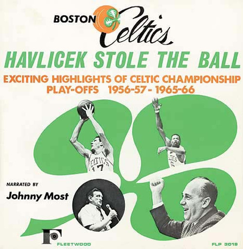 Havlicek Stole The Ball
