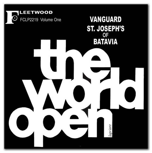 1968 - World Open Championships - Vol. 1