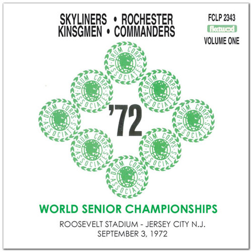 1972 DCA Championships - Vol. 1