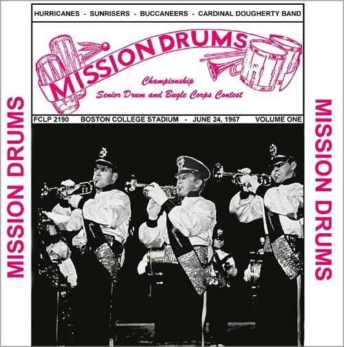 1967 - Mission Drums - Vol. 1