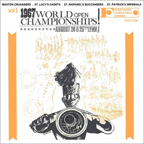 1967 World Open Championships - Vol. 1