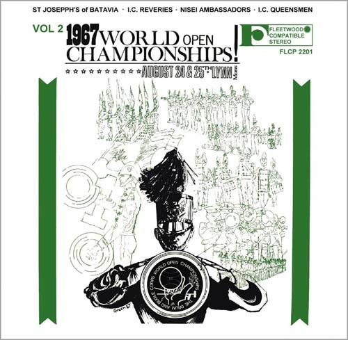1967 World Open Championships - Vol. 2
