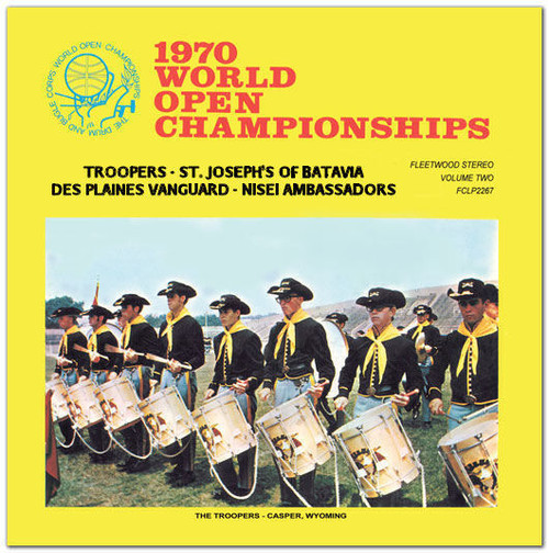 1970 World Open - Vol. 1