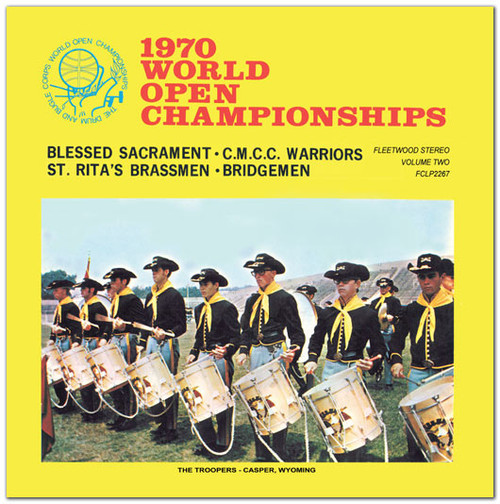 1970 World Open - Vol. 2