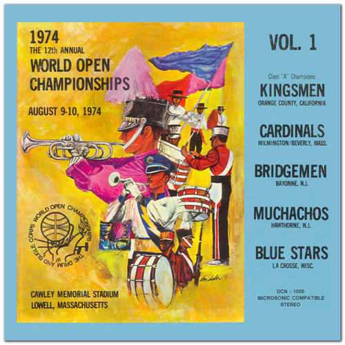 1974 - 12th Annual World Open Championships - Vol. 1