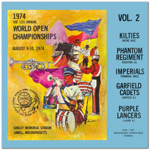 1974 - 12th Annual World Open Championships - Vol. 2