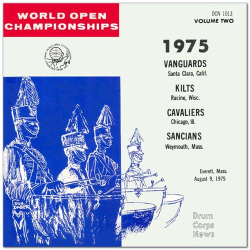 1975 - World Open Championships - Vol. 2