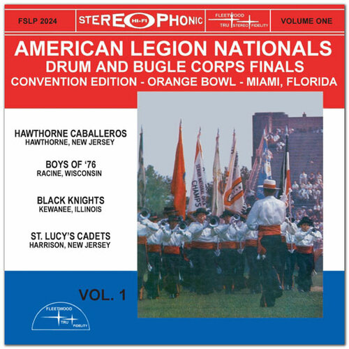 1960 American Legion Nationals - Vol. 1