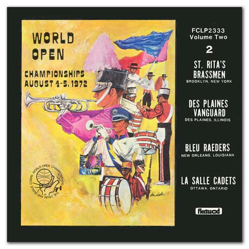 1972 - World Open Championships - Vol. 2