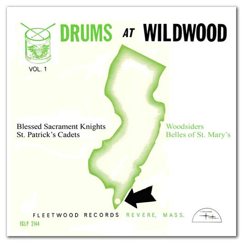 1965 - Drums at Wildwood - Vol. 1