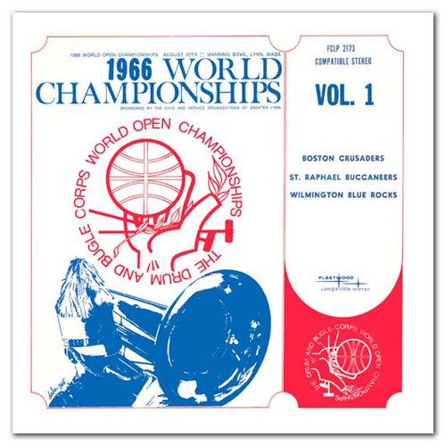 1966 - World Open Championships - Vol. 1