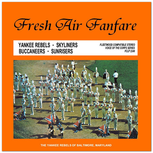 1970 Fresh Air Fanfare