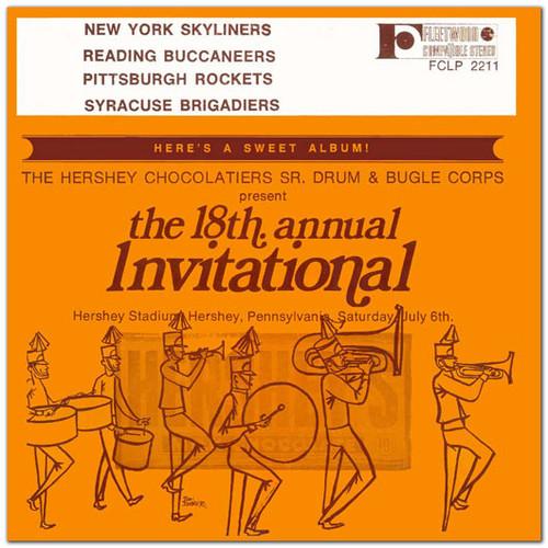 1968 - Hershey Invitational
