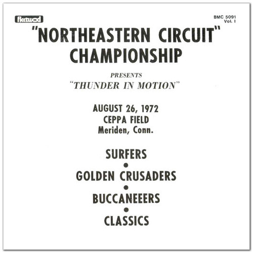 1972 - Northeastern Circuit Championship - Vol. 1