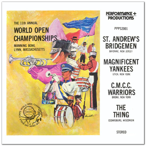 1973 - 11th Annual World Open Championships - Vol. 1