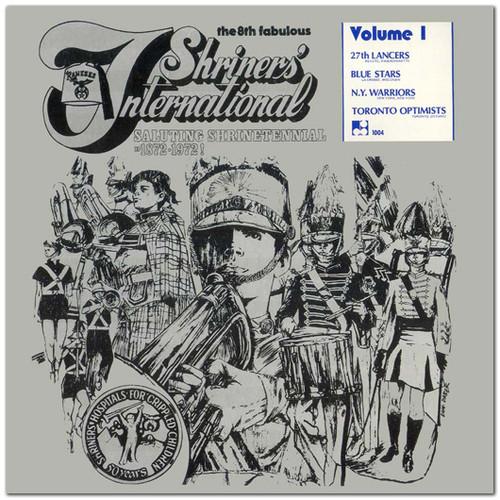 1972 - The 8th Fabulous Shriners International - Vol. 1