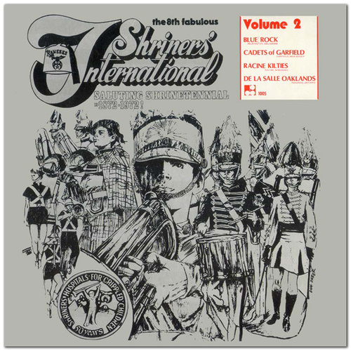 1972 - The 8th Fabulous Shriners International - Vol. 2