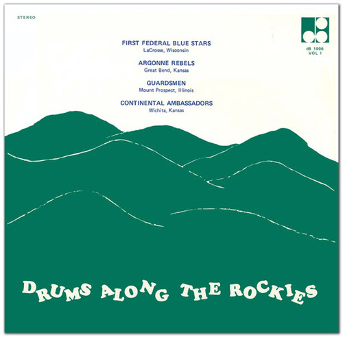 1972 - Drums Along The Rockies - Vol. 1
