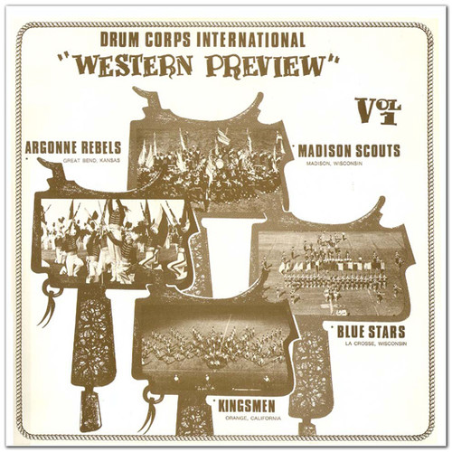1973 - Western Preview - Vol. 1