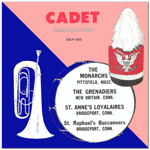 1962 - Cadet Custom Recording - CD 3