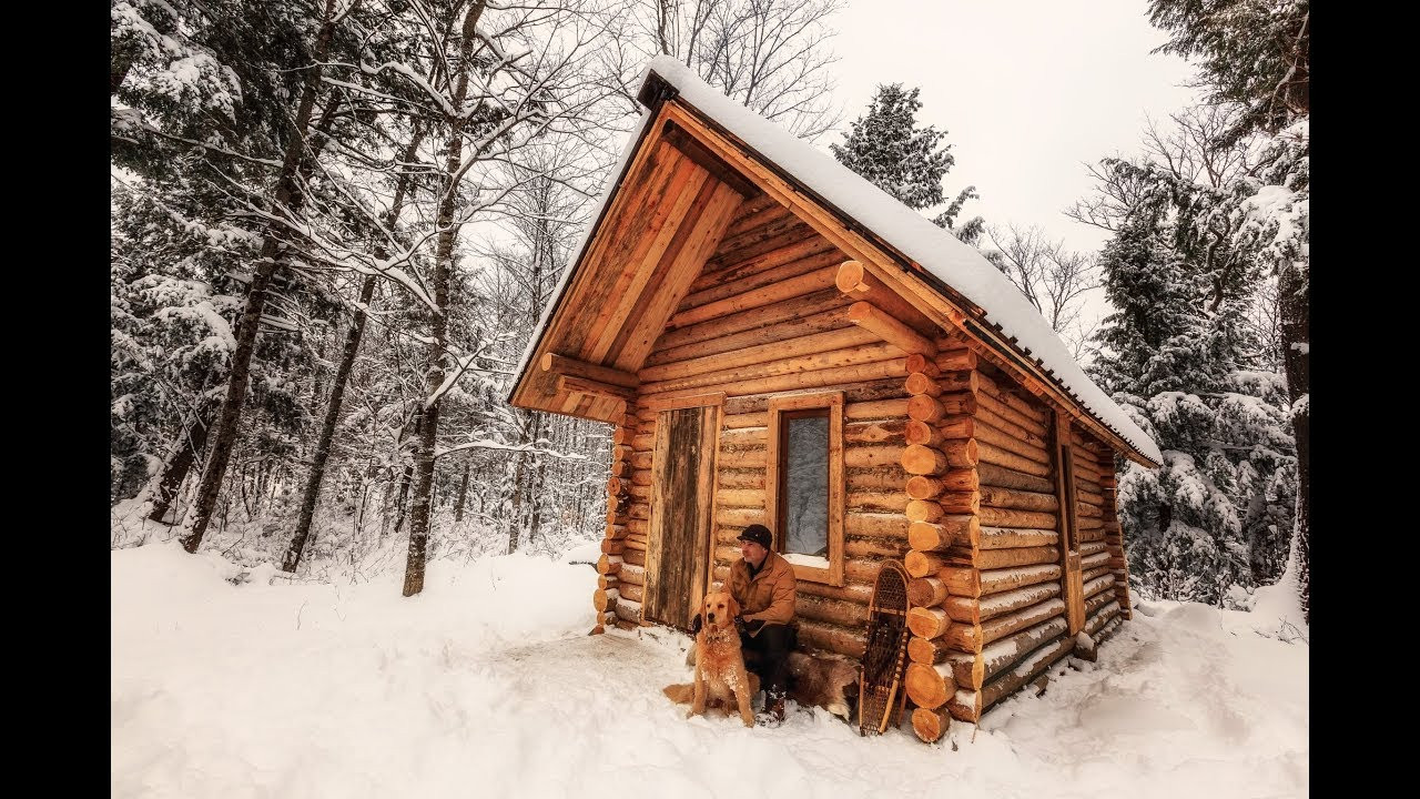 From Log To House Book