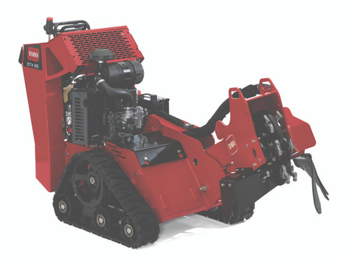 Toro STX26 Stump Grinder