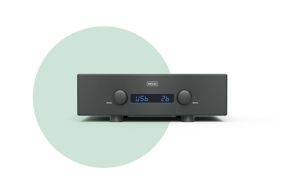 Hegel H360 is a giant among integrated amplifiers.
