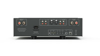 The connectivity is more of a bonus... There are balanced and unbalanced analog inputs. There is a Home Theatre bypass. There are optical and coaxial digital inputs, as well as a USB input for any signal up to DSD128... And, yes - it is also a streamer. Need we say more?