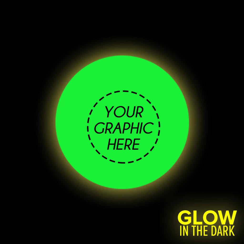 Custom Glow-in-the-Dark Ping Pong Ball (1-Star)