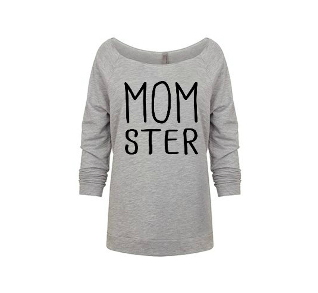 MOMSTER French Terry Raglan