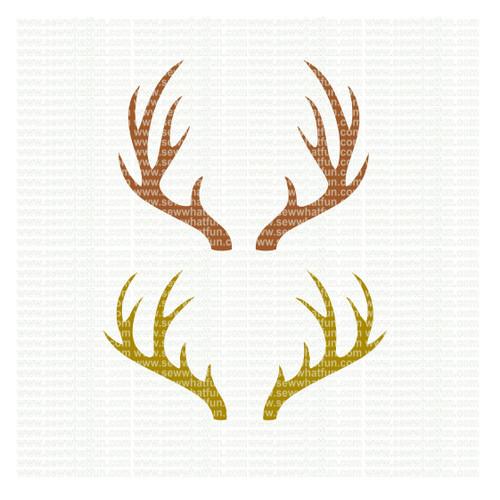 Antlers SVG