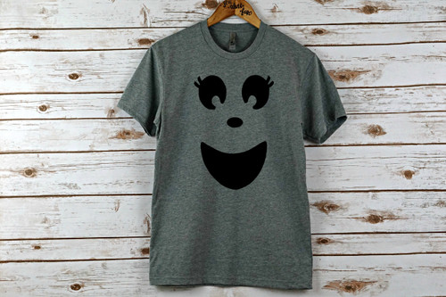 Ghost Face Adult Shirt