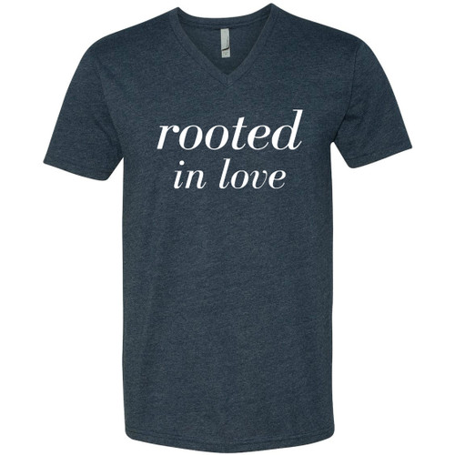 Rooted in love V Neck