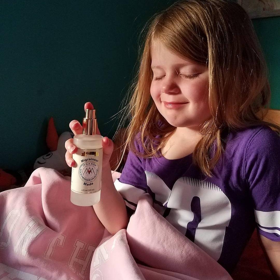 Migraine Magick for kids