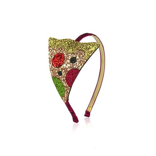 MILK & SODA   Junk Food Headband   Pizza