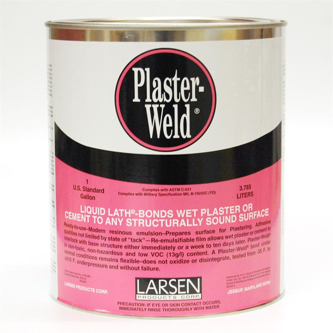 Larsen Plaster Weld Interior Plaster Bonding Agent For Wall Repair